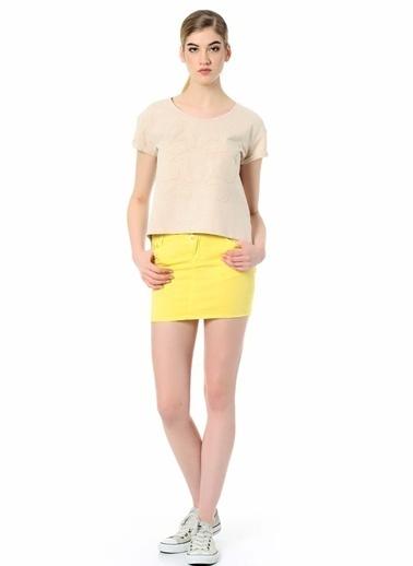 Limon Company Sweatshirt Bej